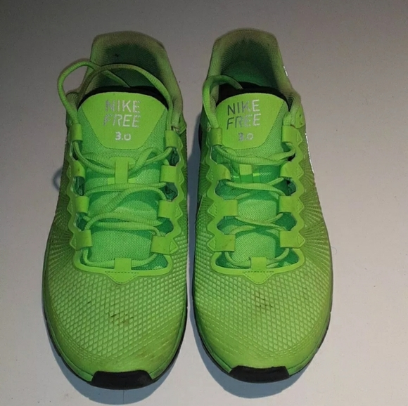 preview of unique design stable quality Nike Shoes | Free 30 Men Neon Green Athletic Running Sho | Poshmark
